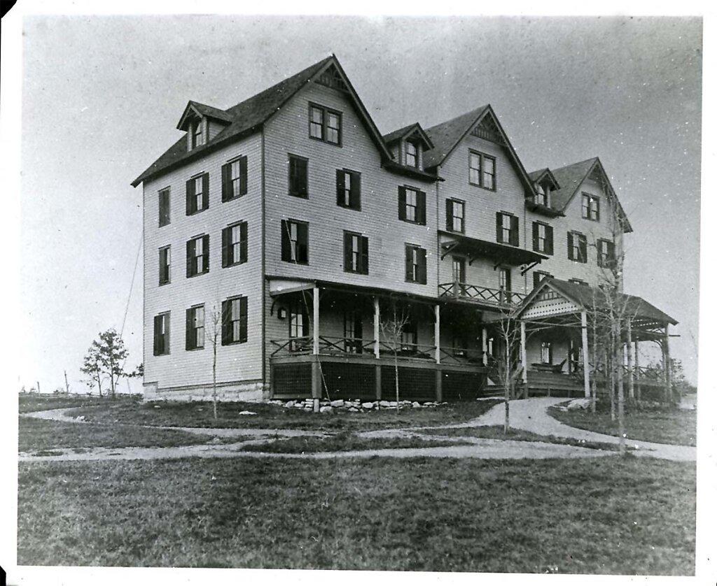 Wawbeck house