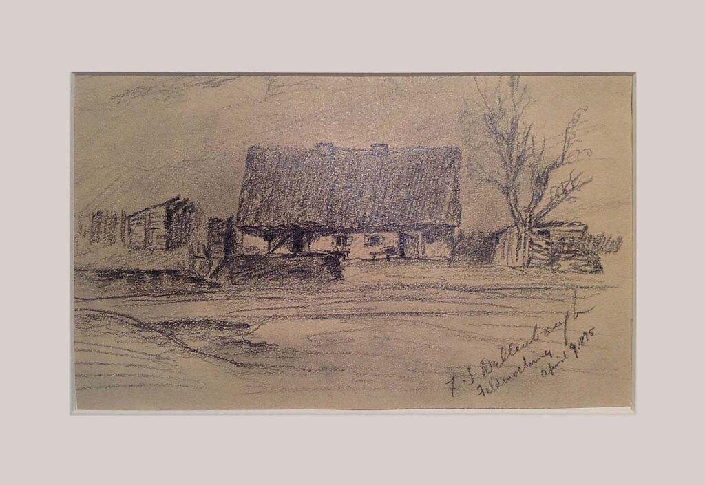 Dellenbaugh Drawings: In His Travels 1/2020